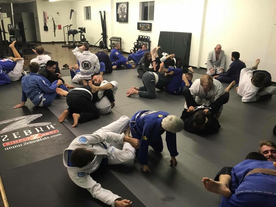 Can I train BJJ if I'm not Aggressive?