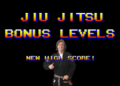 Jiu Jitsu Bonus Levels