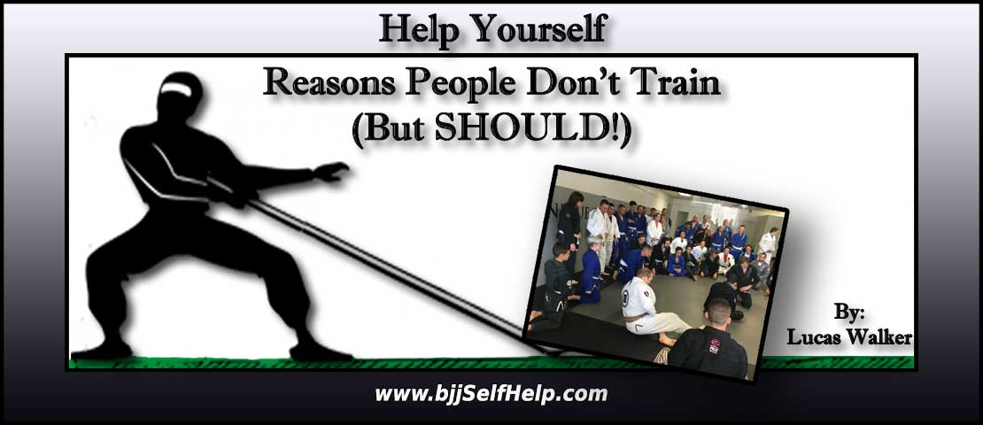 Why Friends DON'T Start Training BJJ (But SHOULD)