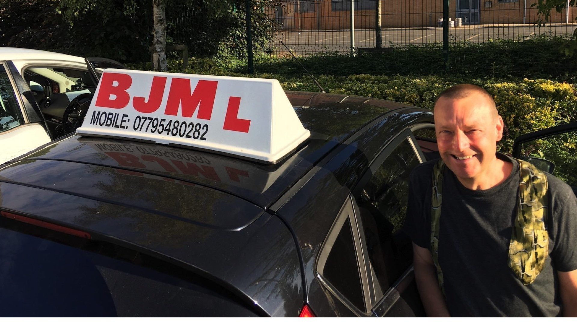 BJM School of Motoring, Congratulations Mark, BJM School of Motoring, BJM School of Motoring