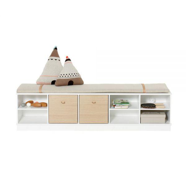 etagere horizontale 5x1 wood