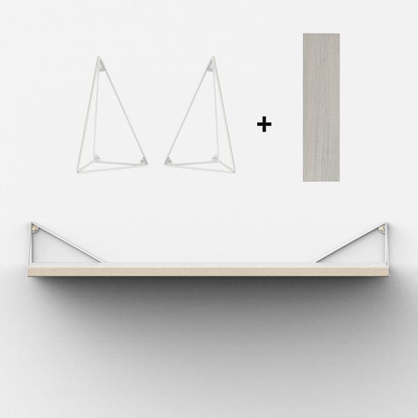 kit etagere equerres pythagoras
