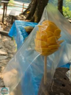 Mango am Stil