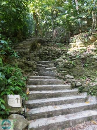 Maya Ruinen in Palenque