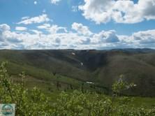 ...über die Hügel