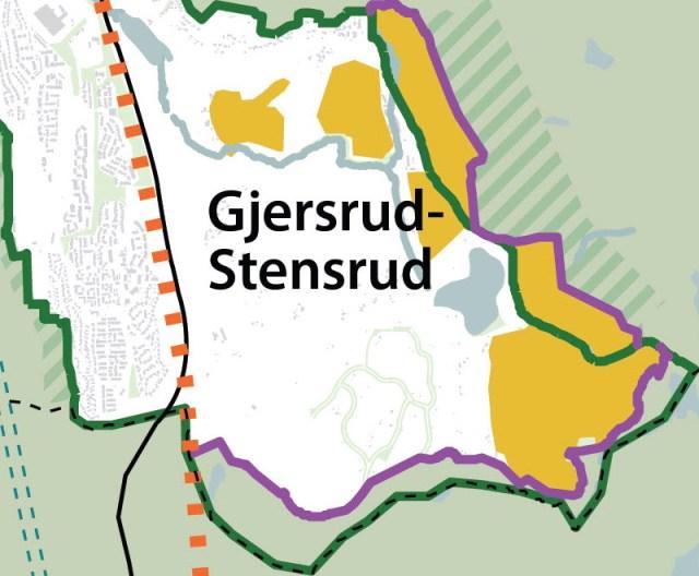 Arealbruksstrategi mot 2030 Forslag til kommuneplan for Oslo (Illustrasjon: Plan- og bygningsetaten)
