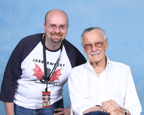 Me and Stan Lee, 2011