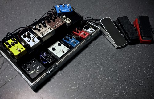 small resolution of bjorn riis pedalboard 2017