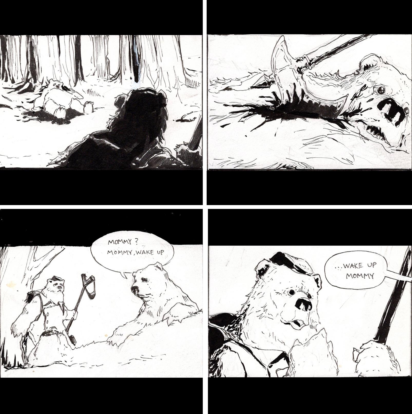 Bjornsaga – Page 3