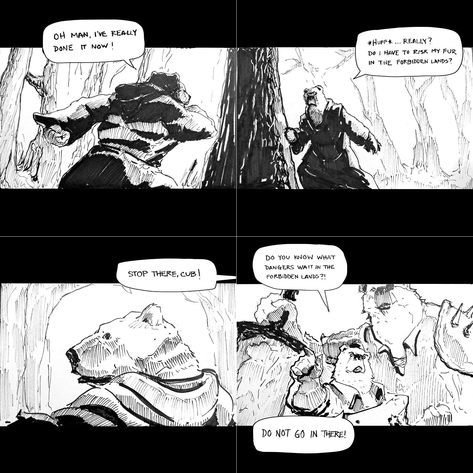 Bjornsaga – page 26