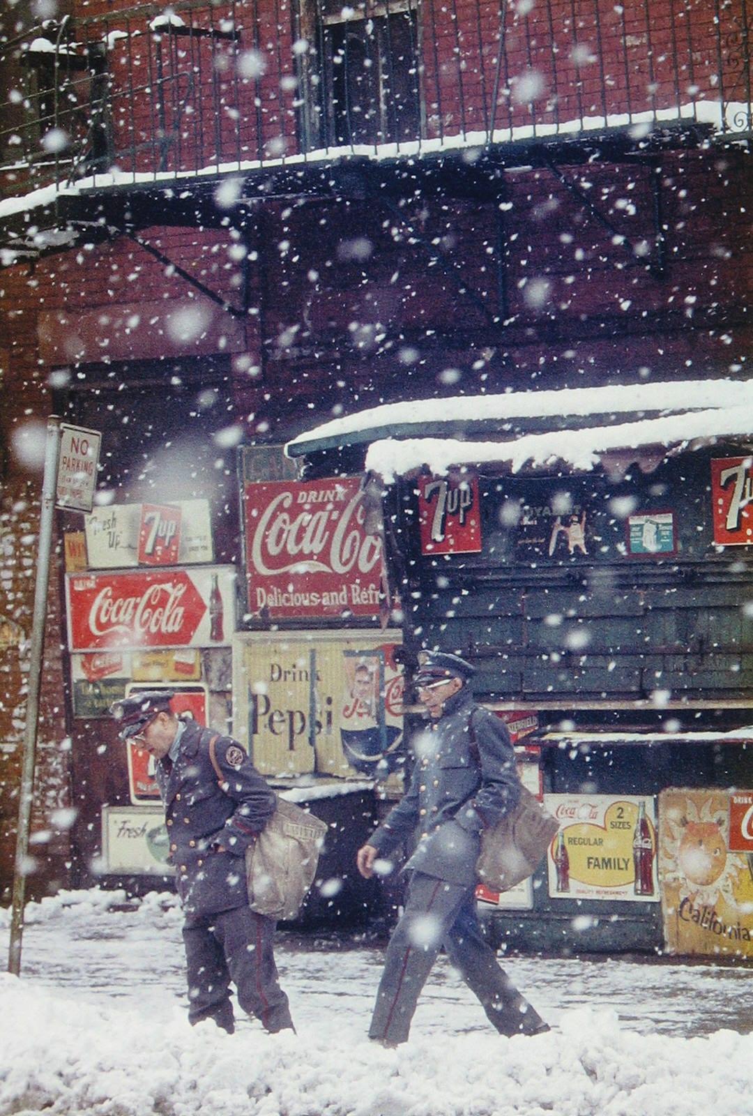 Postmen, 1952