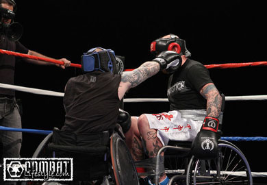 wheelchair fight ll bean chairs outdoor how i see cm punk vs mickey gall going page 5 sherdog forums click to expand