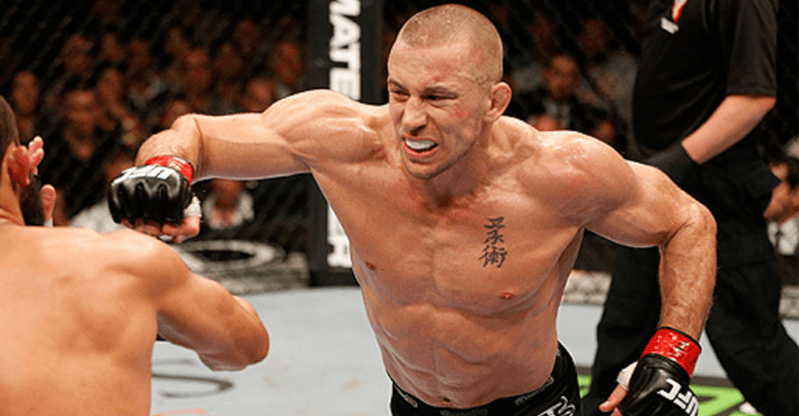 Georges St-Pierre explains why he wants to fight again after three-year hiatus | BJPenn.com