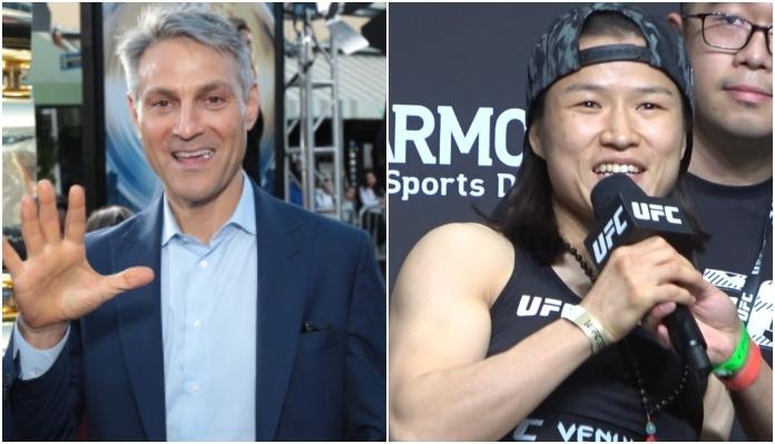 UFC-Ari-Emanuel-Zhang-Weili