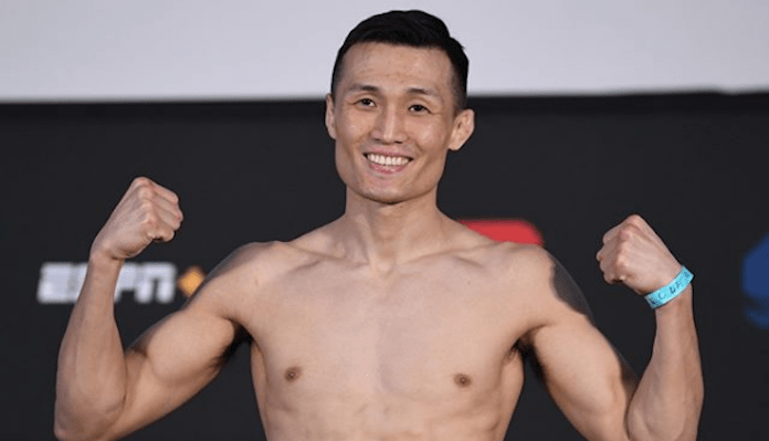 Chan Sung Jung, The Korean Zombie, UFC Fight Island 6