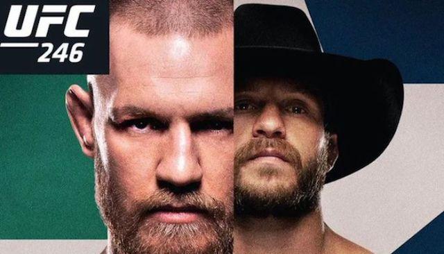 Image result for UFC 246: McGregor vs. Cowboy