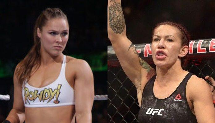Ronda Rousey, Cris Cyborg, Amanda Nunes