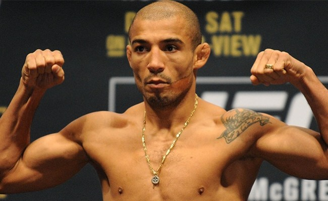 Jose Aldo Hoping To Fight On Ufc 231 Was Offered Donald