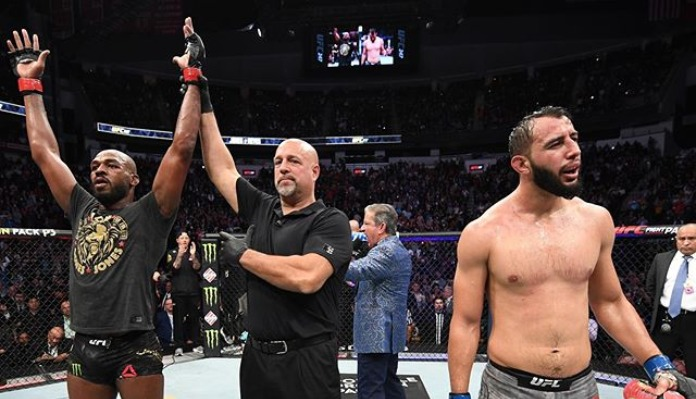 Jon Jones, Dominick Reyes