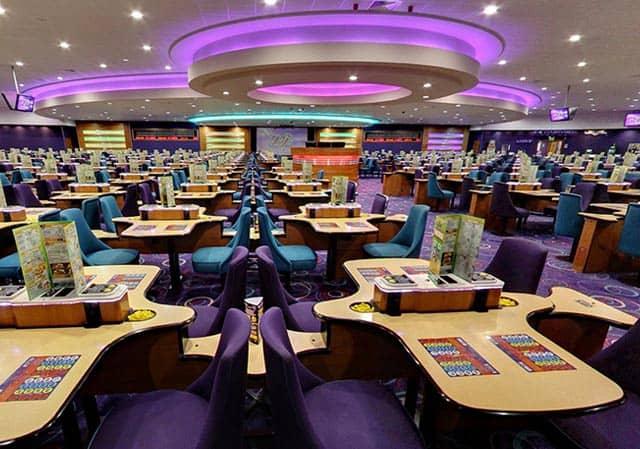 BJs Bingo Club at Birmingham