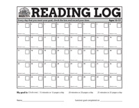 "Search Results for ""Printable Reading Logs"""