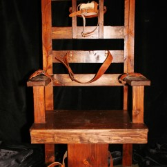 Florida Electric Chair Rounded Corner Chairs