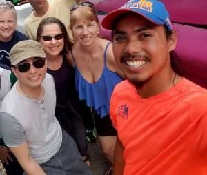Christian Atalig Bk adventure kayaking florida