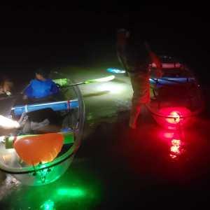 Clear Kayaking Tour BK Adventure Florida