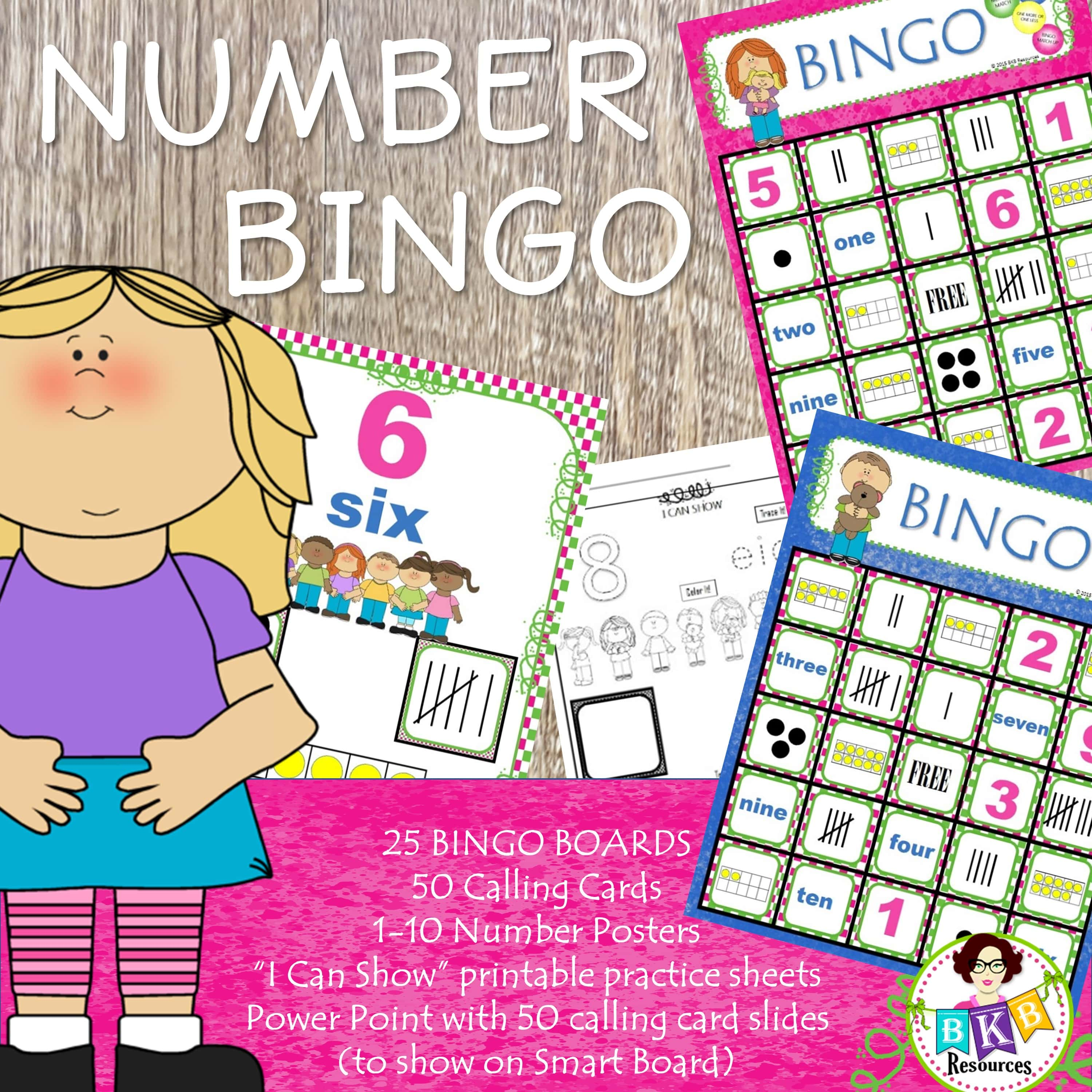 Math Printables By Bkb Resources On Tpt