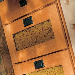 Custom Made Kitchen Cabinets Aid Toasters Storage Solutions Simple With Medallion Cabinetry ...