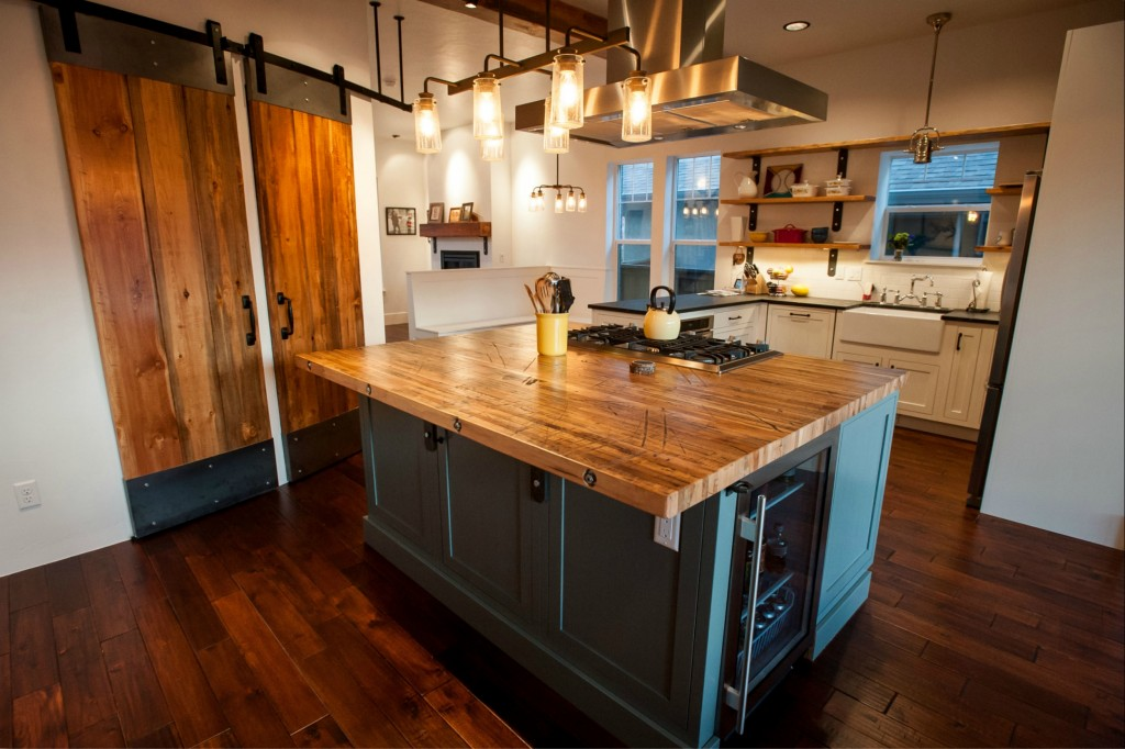 Style  Function in a Kitchen Island  BKC Kitchen and Bath