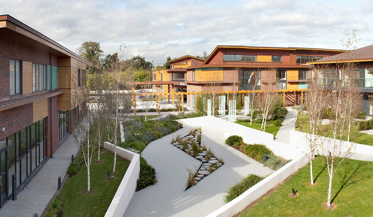 St Francis Hospice, Blanchardstown