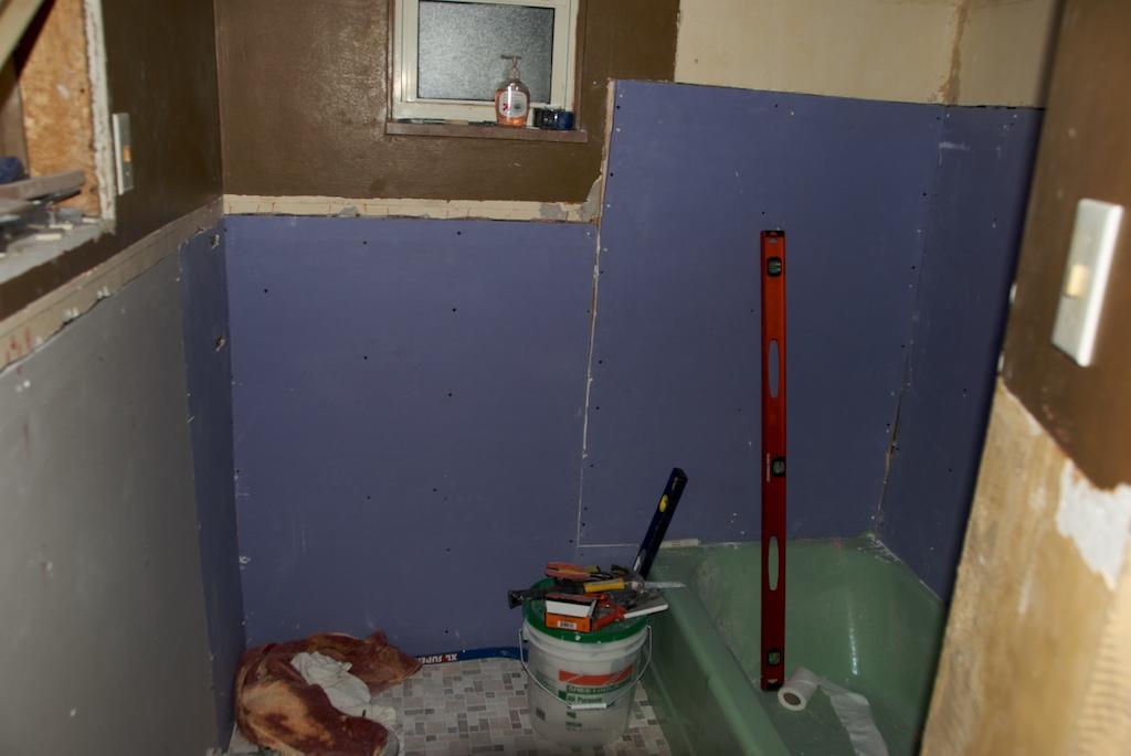 bathroomdrywall 008  bkdunncom