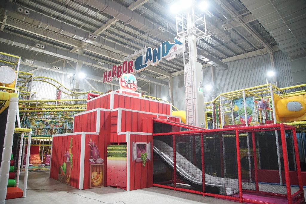 Harborland Playground @Mega Bangna - BKK Kids