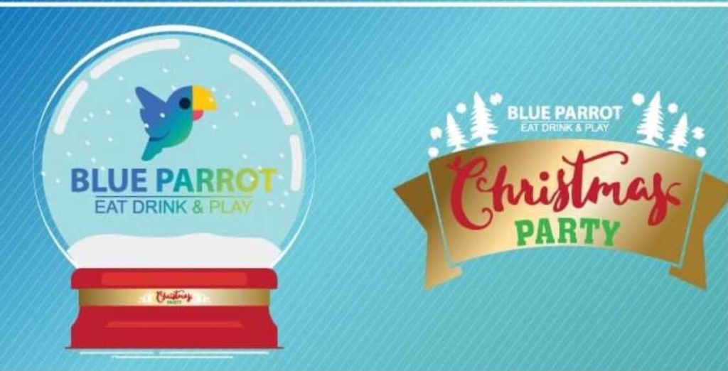 Blue Parrot Christmas Party