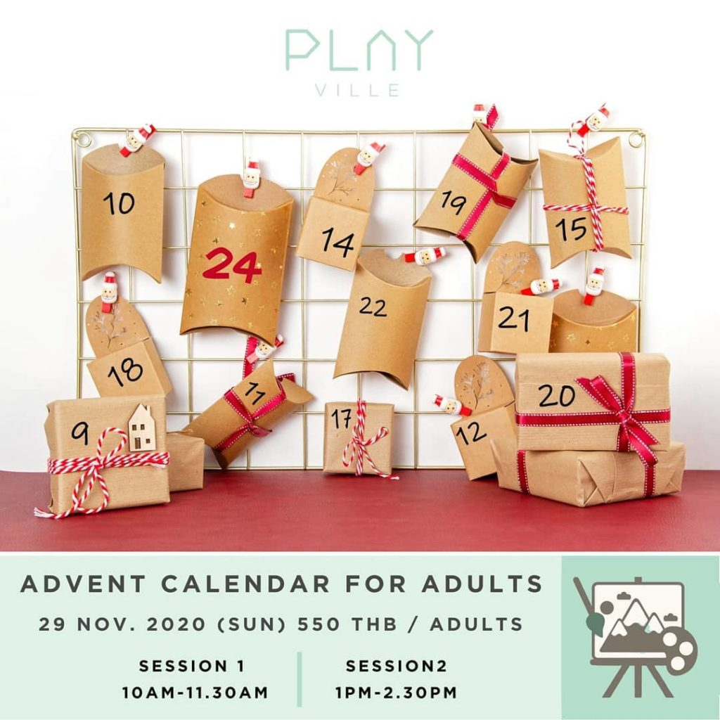 Playville advent workshop