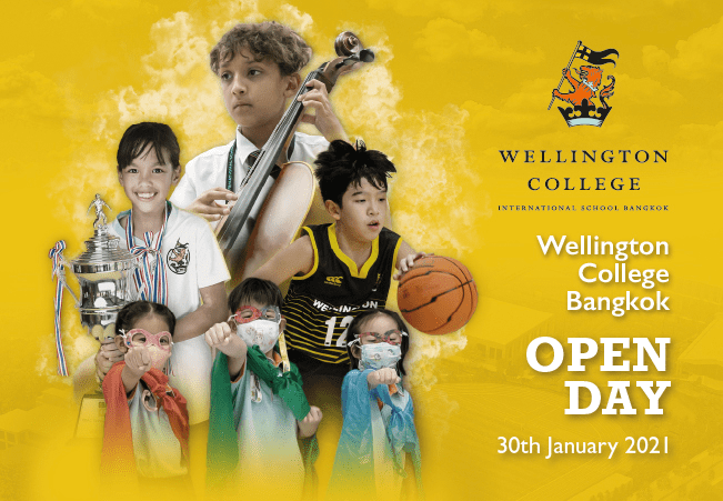 Wellington open day