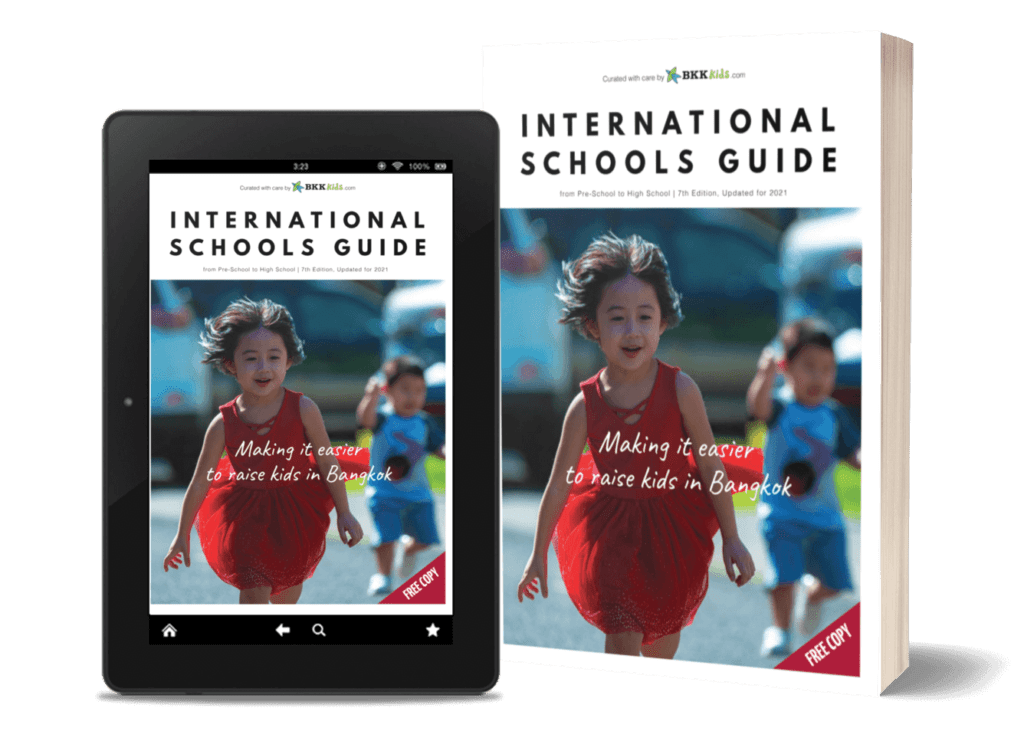 The BKK Kids 2021 International Schools Guide Cover For Download 16 DEC 20