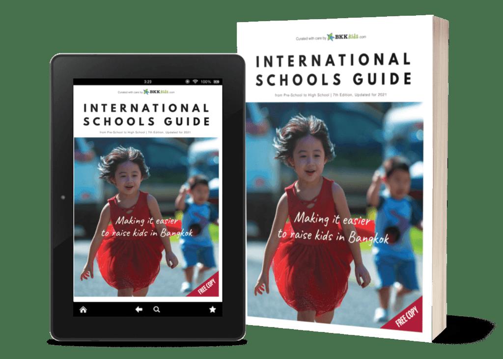 The BKK Kids 2021 International Schools Guide Cover For Download 16 DEC 20
