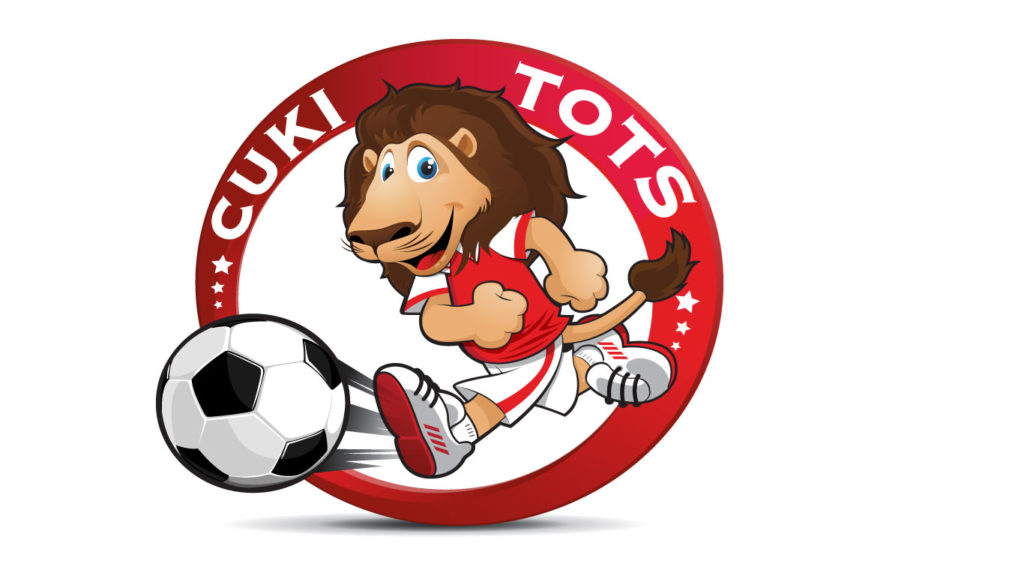 Cuki Tots football club logo
