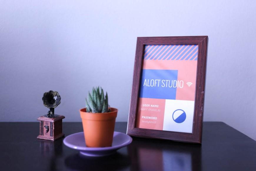 Airbnb Aloft Studio 02 at Aree