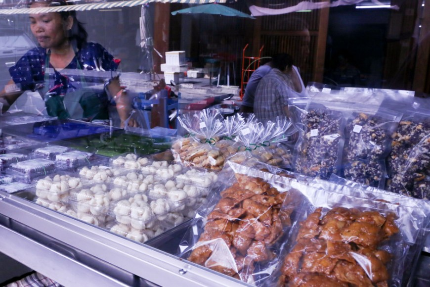 MALI WAN (メリワン)の絶品タイ伝統菓子
