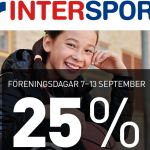 Intersport25procent