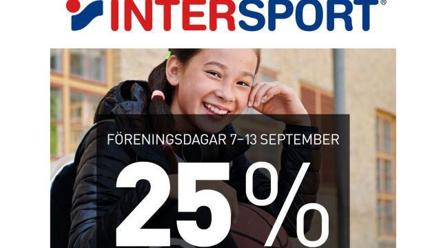 Intersport25procent