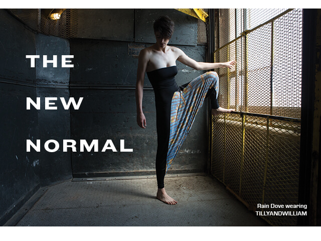 The New Normal Deconstructing Fashions Gender Neutral