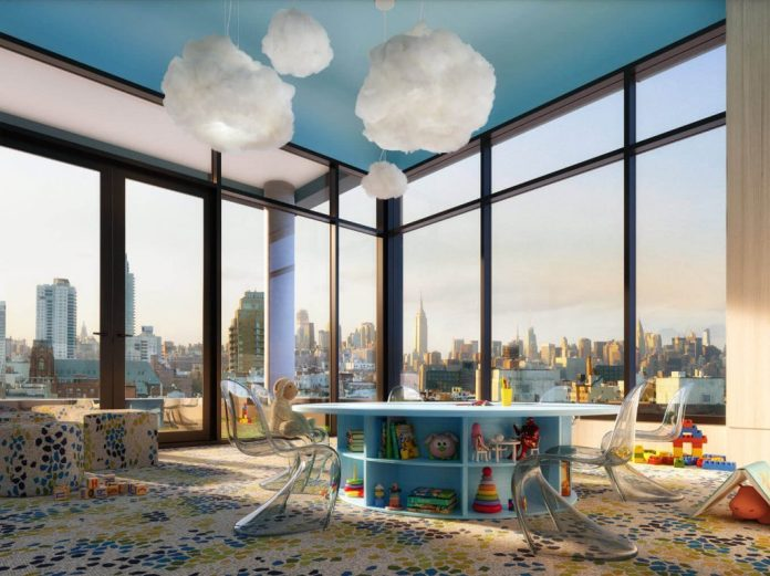 Williamsburg Condo Features Outdoor Spaces, Penthouse Views