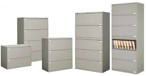 New  Used Office Filing Cabinets  Lateral Files  Los