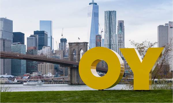 OY/YO, Deborah Kass, Brooklyn Museum, Something to Say
