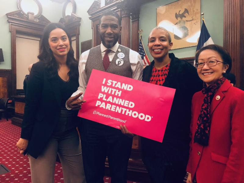 """The City Council passed the """"NYC Boss Bill"""" which prohibits employment discrimination based on an individual's reproductive health choices."""