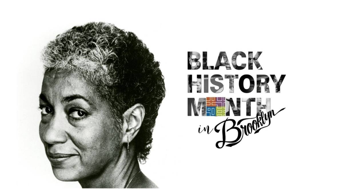 June Jordan, one of the most widely published and highly acclaimed African-American writers of her generation.